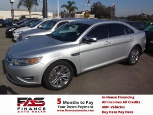 2010 Ford Taurus Limited Carfax Report - No Accidents  Damage Reported to CARFAX  Ingot Silver