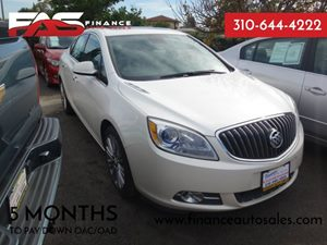 2013 Buick Verano Leather Group Carfax 1-Owner - No Accidents  Damage Reported to CARFAX  Summ