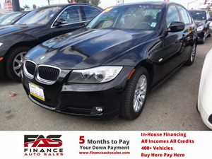 2009 BMW 3 Series 328i Carfax Report - No Accidents  Damage Reported to CARFAX  Black Sapphire