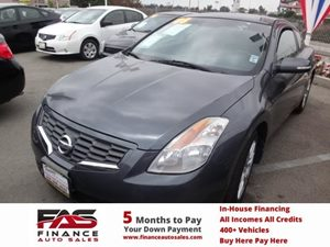 2008 Nissan Altima 35 SE Carfax Report - No Accidents  Damage Reported to CARFAX  Azure Blue