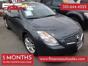 2008 Nissan Altima 35 SE Carfax Report - No Accidents  Damage Reported to CARFAX 6 Cylinders A