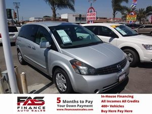 2008 Nissan Quest Base Carfax Report - No Accidents  Damage Reported to CARFAX  Radiant Silver
