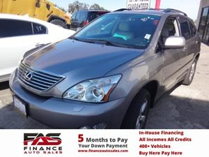 2005 Lexus RX 330  Carfax Report - No Accidents  Damage Reported to CARFAX  Millennium Silver