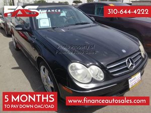 2006 MERCEDES CLK500 Cabriolet Carfax Report - No Accidents  Damage Reported to CARFAX 10-Way Pw