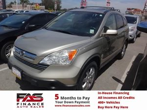 2007 Honda CR-V EX-L Carfax Report - No Accidents  Damage Reported to CARFAX  Gold  NOTICE