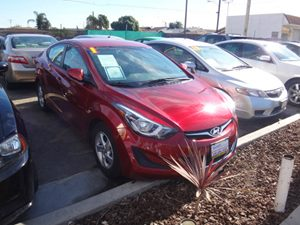 2013 Hyundai Elantra GLS Carfax 1-Owner - No Accidents  Damage Reported to CARFAX  Venetian Re