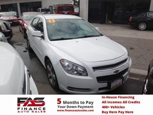 2010 Chevrolet Malibu LTZ Carfax Report - No Accidents  Damage Reported to CARFAX  Summit Whit