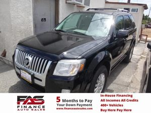 2011 Mercury Mariner Premier Carfax Report - No Accidents  Damage Reported to CARFAX  Tuxedo B