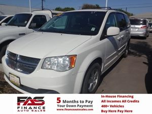 2011 Dodge Grand Caravan Mainstreet Carfax 1-Owner - No Accidents  Damage Reported to CARFAX