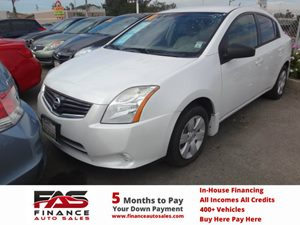 2011 Nissan Sentra 20 Carfax Report - No Accidents  Damage Reported to CARFAX  White  Rates