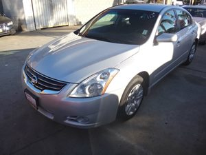 2012 Nissan Altima 25 S Carfax Report - No Accidents  Damage Reported to CARFAX  Brilliant Si