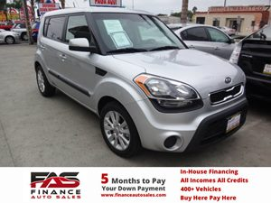 2012 Kia Soul  Carfax 1-Owner - No Accidents  Damage Reported to CARFAX  Bright Silver Metall