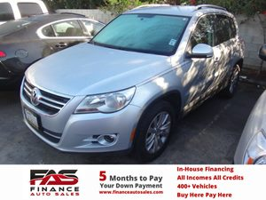 2009 Volkswagen Tiguan S Carfax Report - No Accidents  Damage Reported to CARFAX  Alpine Gray