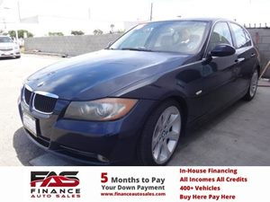 2006 BMW 3 Series 330i Carfax Report  Monaco Blue Metallic  Rates as low as 29 - At finance