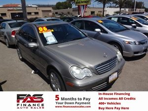 2006 MERCEDES C280 Luxury Sedan Carfax Report  Iridium Silver Metallic  NOTICE All adverti
