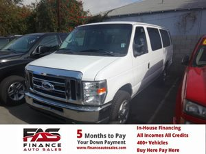 2011 Ford Econoline Wagon XL Carfax 1-Owner - No Accidents  Damage Reported to CARFAX  Oxford
