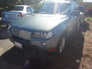 2010 BMW X3 xDrive30i Carfax Report - No Accidents  Damage Reported to CARFAX  Mineral Green M