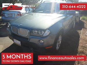 2010 BMW X3 xDrive30i Carfax Report - No Accidents  Damage Reported to CARFAX Audio  Hd Radio