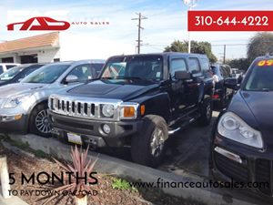 2006 HUMMER H3  Carfax Report - No Accidents  Damage Reported to CARFAX  Black  Rates as low
