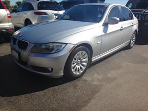 2009 BMW 3 Series 328i Carfax Report - No Accidents  Damage Reported to CARFAX  Titanium Silve