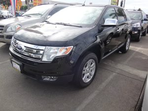 2010 Ford Edge SEL Carfax Report - No Accidents  Damage Reported to CARFAX  Cinnamon Metallic