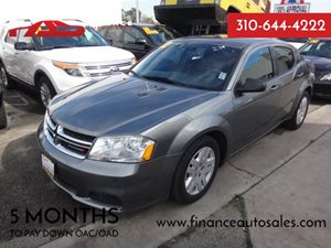 2012 Dodge Avenger SE Carfax Report - No Accidents  Damage Reported to CARFAX  Blackberry Pear