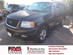 2005 Ford Expedition Eddie Bauer Carfax Report - No Accidents  Damage Reported to CARFAX  Brow