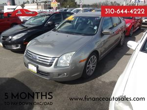 2008 Ford Fusion SE Carfax Report - No Accidents  Damage Reported to CARFAX  Silver Birch Meta