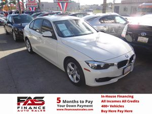 2012 BMW 3 Series 328i Carfax Report - No Accidents  Damage Reported to CARFAX  Alpine White