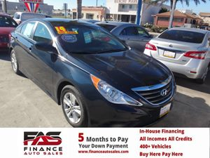 2013 Hyundai Sonata GLS Carfax 1-Owner - No Accidents  Damage Reported to CARFAX  Iridescent S