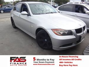 2007 BMW 3 Series 328i Carfax Report - No Accidents  Damage Reported to CARFAX  Alpine White