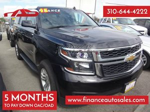 2015 Chevrolet Tahoe LT Carfax 1-Owner - No Accidents  Damage Reported to CARFAX 8 Cylinders Au