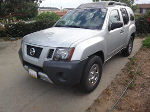 2008 Nissan Xterra S Carfax Report - No Accidents  Damage Reported to CARFAX  Silver Lightning
