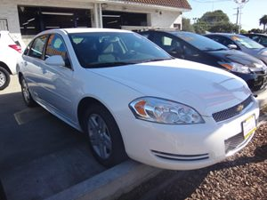 2013 Chevrolet Impala LT Carfax 1-Owner - No Accidents  Damage Reported to CARFAX  Summit Whit