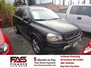 2007 Volvo XC90 V8 Sport Carfax Report - No Accidents  Damage Reported to CARFAX  Black  Rat