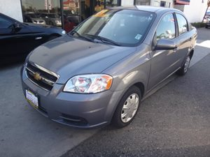 2009 Chevrolet Aveo LT w1LT Carfax Report - No Accidents  Damage Reported to CARFAX  gary  N
