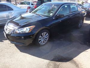 2011 Honda Accord Sdn EX Carfax Report - No Accidents  Damage Reported to CARFAX  Crystal Blac