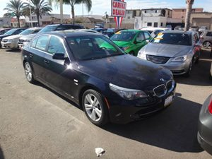 2009 BMW 5 Series 528i xDrive Carfax Report - No Accidents  Damage Reported to CARFAX  Black S