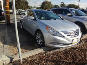 2012 Hyundai Sonata 20T Limited Carfax Report - No Accidents  Damage Reported to CARFAX  Irid