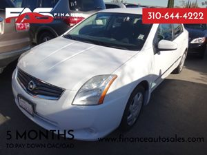 2010 Nissan Sentra 20 S Carfax Report - No Accidents  Damage Reported to CARFAX  Aspen White
