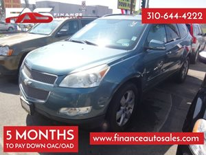 2009 Chevrolet Traverse LTZ Carfax Report - No Accidents  Damage Reported to CARFAX 6 Cylinders