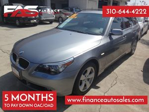 View 2006 BMW 5 Series