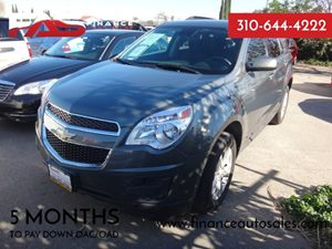 2013 Chevrolet Equinox LT Carfax 1-Owner - No Accidents  Damage Reported to CARFAX  gary  Rat