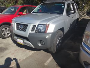 2011 Nissan Xterra X Carfax Report - No Accidents  Damage Reported to CARFAX  Silver Lightning