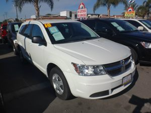2010 Dodge Journey SXT Carfax Report - No Accidents  Damage Reported to CARFAX  Stone White