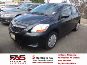 2011 Toyota Yaris  Carfax 1-Owner - No Accidents  Damage Reported to CARFAX 4 Cylinders Air Con