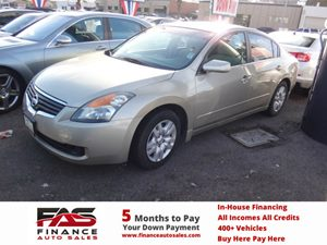 2009 Nissan Altima 25 S Carfax Report - No Accidents  Damage Reported to CARFAX  Gold  NOTIC