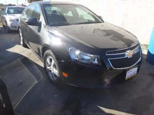 2011 Chevrolet Cruze LT w1LT Carfax 1-Owner  Black Granite Metallic  NOTICE All advertise