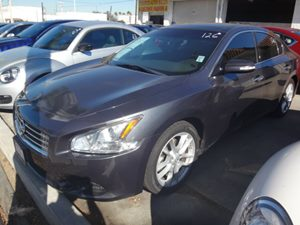 2011 Nissan Maxima 35 SV wPremium Pkg Carfax Report - No Accidents  Damage Reported to CARFAX