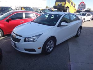 2012 Chevrolet Cruze LT w2LT Carfax Report - No Accidents  Damage Reported to CARFAX  Summit